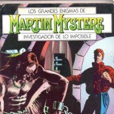 Cómics: Nº 8 MARTIN MYSTERE, EDICIONES ZINCO 1982. Lote 198613856