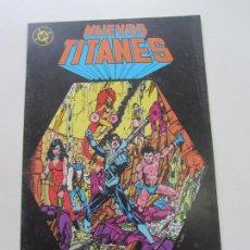 Fumetti: NUEVOS TITANES VOL I Nº 38 1985 - ZINCO MUCHOS MAS A LA VENTA , MIRA TUS FALTAS CX48. Lote 224735667