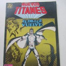 Fumetti: NUEVOS TITANES VOL I Nº 40 1986 ZINCO MUCHOS MAS A LA VENTA , MIRA TUS FALTAS CX48. Lote 198616961