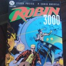 Cómics: ROBIN 3000 - COMPLETA 2 TOMOS - EDICIONES Z. Lote 198683243