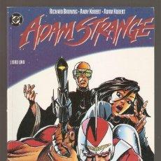 Cómics: ADAM STRANGE - Nº 1 DE 3 - LIBRO UNO - 1991 - ZINCO -. Lote 198721328