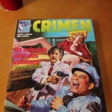 Cómics: CRIMEN - RETAPADO Nº 4 - CONTIENE NUMEROS 60 A 63 - ZINCO. Lote 198730395