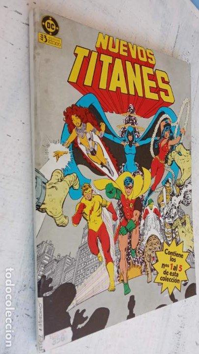 Cómics: NUEVOS TITANES 1984-1988 EDI. ZINCO COMPLETA 1 AL 50 Y ESPECIAL DE VERANO, VER IMÁGENES - Foto 4 - 198803421