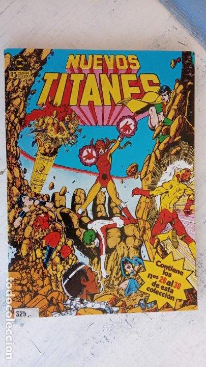 Cómics: NUEVOS TITANES 1984-1988 EDI. ZINCO COMPLETA 1 AL 50 Y ESPECIAL DE VERANO, VER IMÁGENES - Foto 12 - 198803421