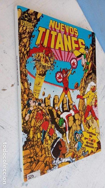 Cómics: NUEVOS TITANES 1984-1988 EDI. ZINCO COMPLETA 1 AL 50 Y ESPECIAL DE VERANO, VER IMÁGENES - Foto 13 - 198803421