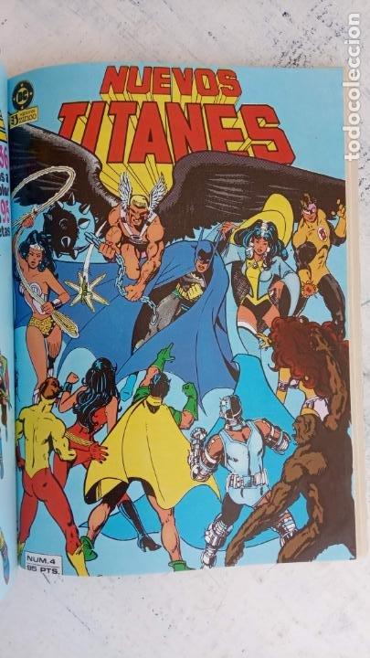 Cómics: NUEVOS TITANES 1984-1988 EDI. ZINCO COMPLETA 1 AL 50 Y ESPECIAL DE VERANO, VER IMÁGENES - Foto 40 - 198803421
