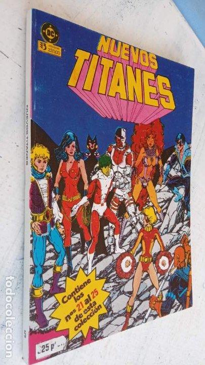 Cómics: NUEVOS TITANES 1984-1988 EDI. ZINCO COMPLETA 1 AL 50 Y ESPECIAL DE VERANO, VER IMÁGENES - Foto 54 - 198803421