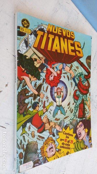 Cómics: NUEVOS TITANES 1984-1988 EDI. ZINCO COMPLETA 1 AL 50 Y ESPECIAL DE VERANO, VER IMÁGENES - Foto 56 - 198803421