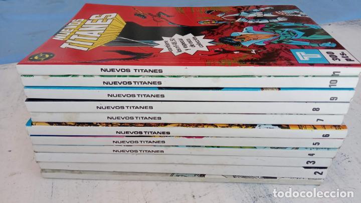 NUEVOS TITANES 1984-1988 EDI. ZINCO COMPLETA 1 AL 50 Y ESPECIAL DE VERANO, VER IMÁGENES (Tebeos y Comics - Zinco - Nuevos Titanes)