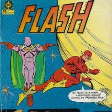 Cómics: FLASH VOL. 1 - ZINCO - RETAPADO NºS 6 AL 10 - EXCELENTE ESTADO. Lote 198979110