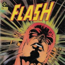 Fumetti: FLASH VOL. 1 - ZINCO - RETAPADO NºS 11 AL 14 -. Lote 198979206
