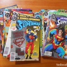 Cómics: SUPERMAN - VOLUMEN 3 - COMPLETA - NUMEROS 1 A 36 - DC - ZINCO (BQ). Lote 198982138
