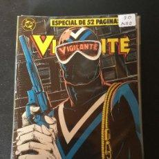 Comics: ZINCO DC VIGILANTE NUMERO 30 NORMAL ESTADO. Lote 199044290