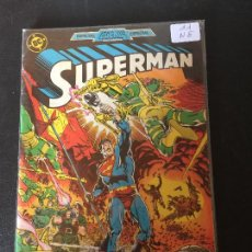 Cómics: ZINCO DC SUPERMAN NUMERO 11 NORMAL ESTADO. Lote 199046976