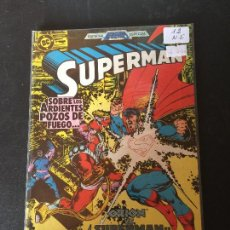 Cómics: ZINCO DC SUPERMAN NUMERO 12 NORMAL ESTADO. Lote 199047171