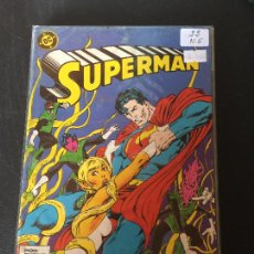 Cómics: ZINCO DC SUPERMAN NUMERO 22 NORMAL ESTADO. Lote 199047605