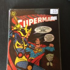 Cómics: ZINCO DC SUPERMAN NUMERO 25 NORMAL ESTADO. Lote 199047645