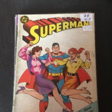 Cómics: ZINCO DC SUPERMAN NUMERO 38 NORMAL ESTADO. Lote 199047716