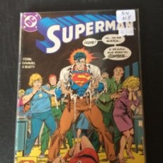 Cómics: ZINCO DC SUPERMAN NUMERO 54 NORMAL ESTADO. Lote 199047780