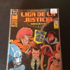 Cómics: ZINCO DC LIGA DE LA JUSTICIA DE AMERICA NUMERO 51 NORMAL ESTADO. Lote 199049557