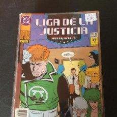 Cómics: ZINCO DC LIGA DE LA JUSTICIA DE AMERICA NUMERO 47 NORMAL ESTADO. Lote 199049651