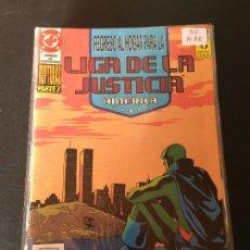 Comics: ZINCO DC LIGA DE LA JUSTICIA DE AMERICA NUMERO 50 NORMAL ESTADO. Lote 199049706