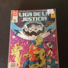 Cómics: ZINCO DC LIGA DE LA JUSTICIA DE AMERICA NUMERO 44 NORMAL ESTADO. Lote 199049923