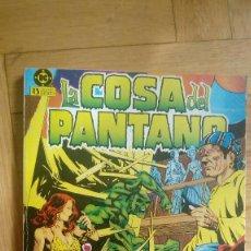 Cómics: LA COSA DEL PANTANO NºS 6 AL 10 RETAPADO 2 ( DC ZINCO). Lote 199050261