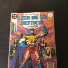 Cómics: ZINCO DC LIGA DE LA JUSTICIA DE AMERICA NUMERO 41 NORMAL ESTADO. Lote 199050587