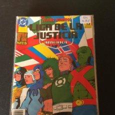 Cómics: ZINCO DC LIGA DE LA JUSTICIA DE AMERICA NUMERO 54 NORMAL ESTADO. Lote 199050633
