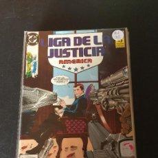 Cómics: ZINCO DC LIGA DE LA JUSTICIA DE AMERICA NUMERO 35 NORMAL ESTADO. Lote 199050673