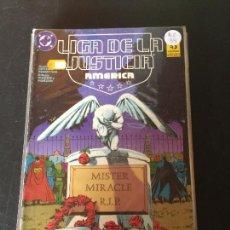 Cómics: ZINCO DC LIGA DE LA JUSTICIA DE AMERICA NUMERO 34 NORMAL ESTADO. Lote 199050792