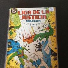 Cómics: ZINCO DC LIGA DE LA JUSTICIA DE AMERICA NUMERO 32 NORMAL ESTADO. Lote 199050853
