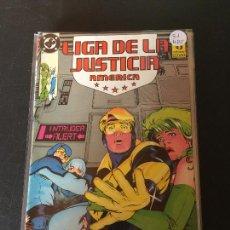 Cómics: ZINCO DC LIGA DE LA JUSTICIA DE AMERICA NUMERO 31 NORMAL ESTADO. Lote 199050896