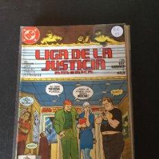 Comics: ZINCO DC LIGA DE LA JUSTICIA DE AMERICA NUMERO 22 NORMAL ESTADO. Lote 199050952