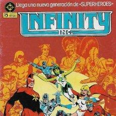Cómics: INFINITY INC. 1 - ZINCO. Lote 199135317