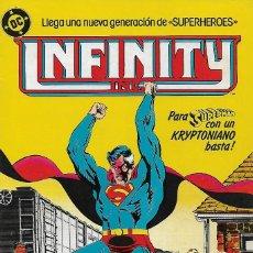Cómics: INFINITY INC 5 - ZINCO. Lote 199135590