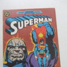 Comics: SUPERMAN VOL II Nº 10 1987 ZINCO MUCHOS MAS A LA VENTA , MIRA TUS FALTAS CX48. Lote 199181671