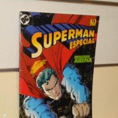 Cómics: SUPERMAN ESPECIAL HOMBRE ARENA - ZINCO. Lote 241244215