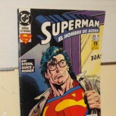 Comics: SUPERMAN EL HOMBRE DE ACERO Nº 6 - ZINCO. Lote 199183595