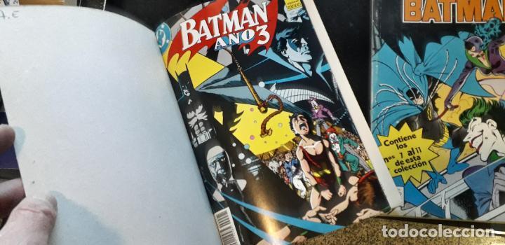 Cómics: comic zinco batman año 3 completa 4 tomos numeros 1 a 20 de mike w. barr y alan davis - Foto 3 - 199096252