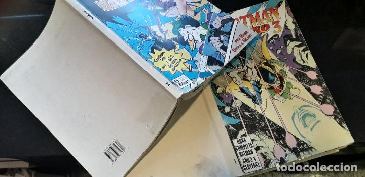 Cómics: comic zinco batman año 3 completa 4 tomos numeros 1 a 20 de mike w. barr y alan davis - Foto 5 - 199096252