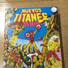 Cómics: ZINCO DC RETAPADO LOS NUEVOS TITANES NUMEROS DEL 26 AL 30 MUY BUEN ESTADO. Lote 199207727