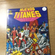 Comics: ZINCO DC RETAPADO LOS NUEVOS TITANES NUMEROS DEL 21 AL 25 MUY BUEN ESTADO. Lote 199207753