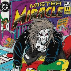 Cómics: MISTER MIRACLE 2 - ZINCO - ESTADO KIOSKO. Lote 199262180