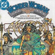 Cómics: WONDER WOMAN 18 - ZINCO - ESPECIAL 52 PAGS - EXCELENTE ESTADO. Lote 199262690
