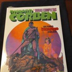 Cómics: OBRAS COMPLETAS 12. RICHARD CORBEN. AÚN PRECINTADO. Lote 199266361