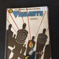 Cómics: DC VIGILANTE NUMERO 20 NORMAL ESTADO. Lote 199289142