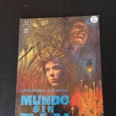 Cómics: DC MUNDO SIN FIN NUMERO 6 BUEN ESTADO. Lote 199289327