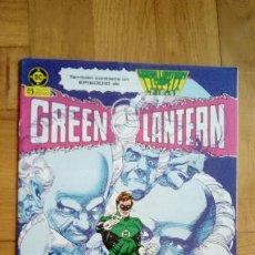 Cómics: GREEN LANTERN Nº 9 - ZINCO DC COMICS -. Lote 199295981